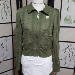 ♨️FREE PEOPLE♨️ womens jacket size 6